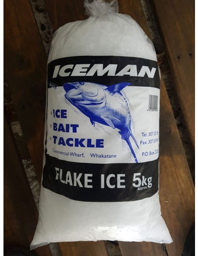 Salted Flake Ice 5kg